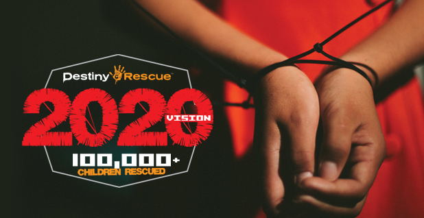 Child trafficking and Destiny Rescue – doing nothing is not an option