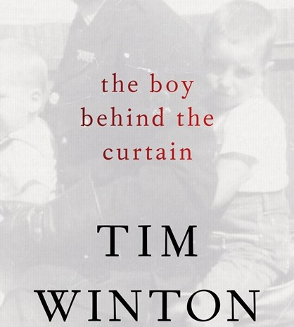 Book Review: The Boy Behind the Curtain
