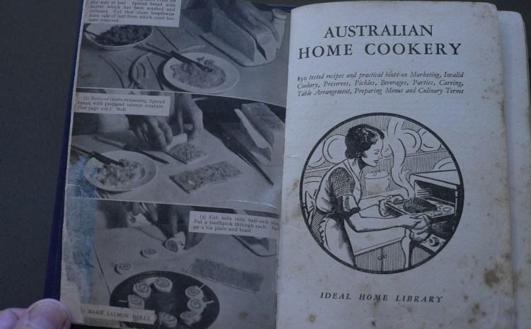 Old Aussie Cookbook