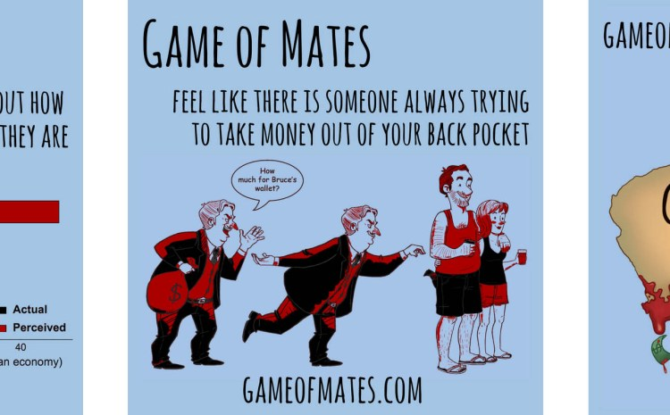 'Game of Mates' – How favours bleed the nation'