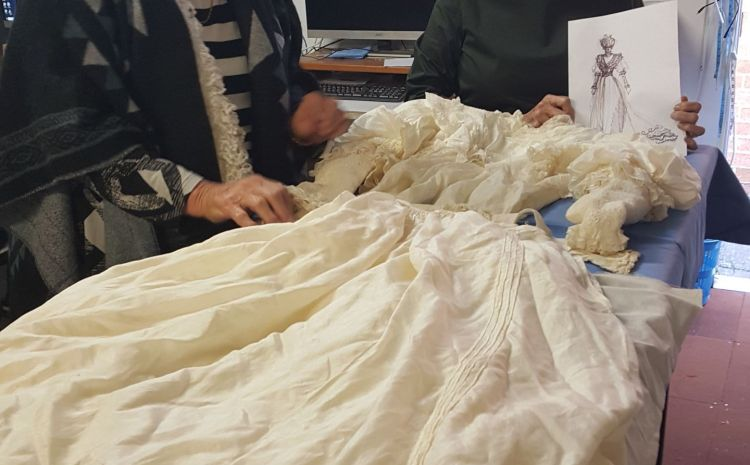 Museum Donation Dress