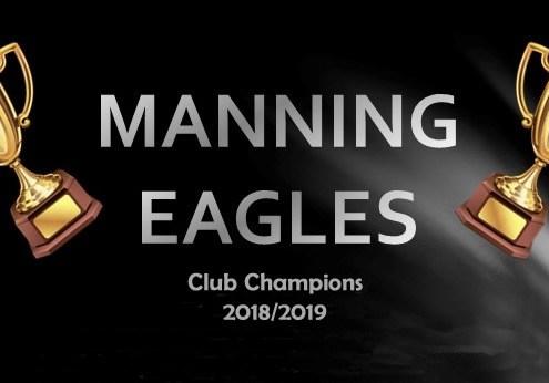 Club Champions 2018/19