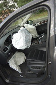New Hampshire personal injury attorneys - exploded airbags