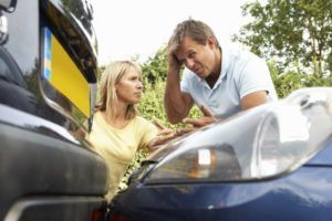 Determining Fault by Location of Damage | NH Car Accident Lawyer