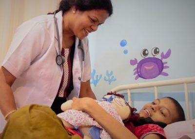 Pediatric Palliative Care Centre