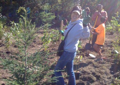 Bear Creek Park Tree Planting