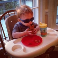 Toddler Dinners: When The Bribes Start Working
