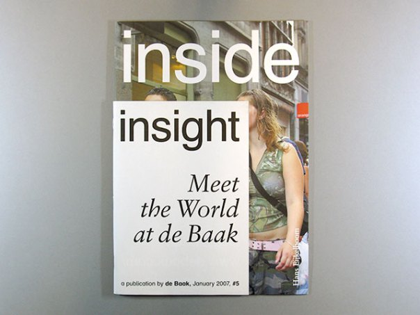 inside insight with hans eijkelboom
