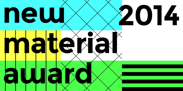 logo new material award 2014
