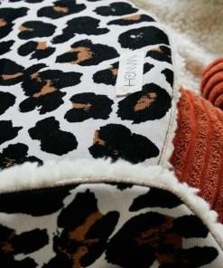 wikkeldeken wikkeldoek leopard