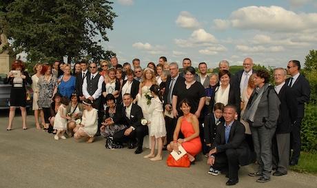 Mariage de Stéphanie et Bruno  le 15 Juin 2013