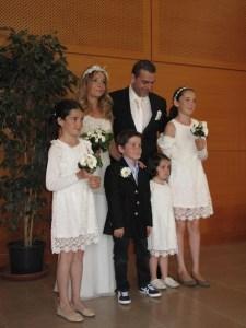 Mariage de Stéphanie et Xavier le 15 Juin 2013