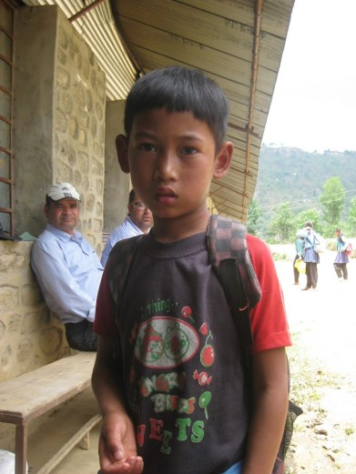 Bal Kumar Thapa Magar 12 ans (Claudication)
