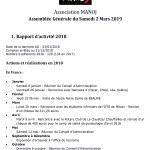 Rapport d'activité -1