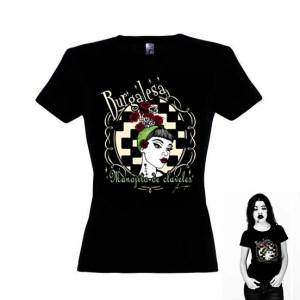 Camiseta Burgalesa para mujer