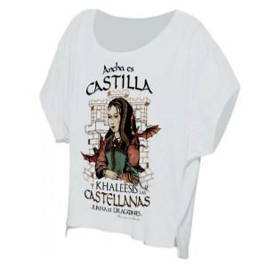 Camiseta Juana de Dragones