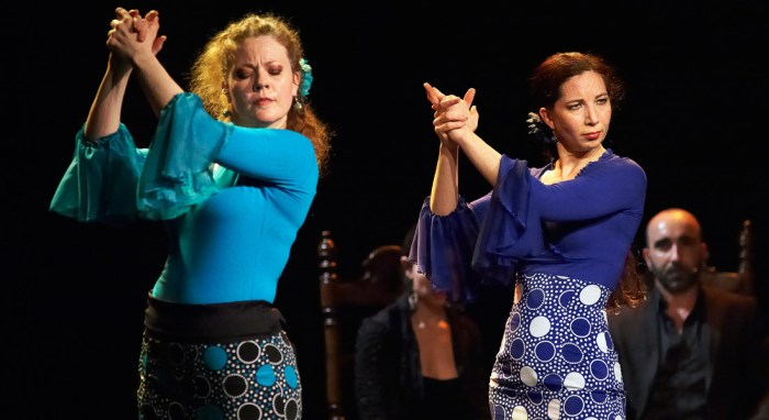 Manolo Punto spectacle flamenco 3x2 uno
