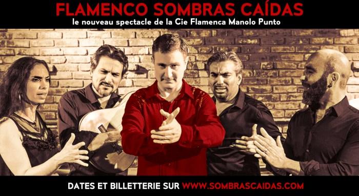 Flamenco Sombras Caidas