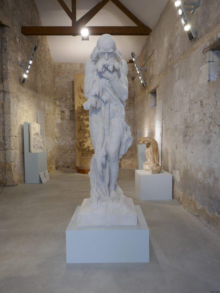 Parcay-les-pins-musee-Jules-Desbois-Hiver-5