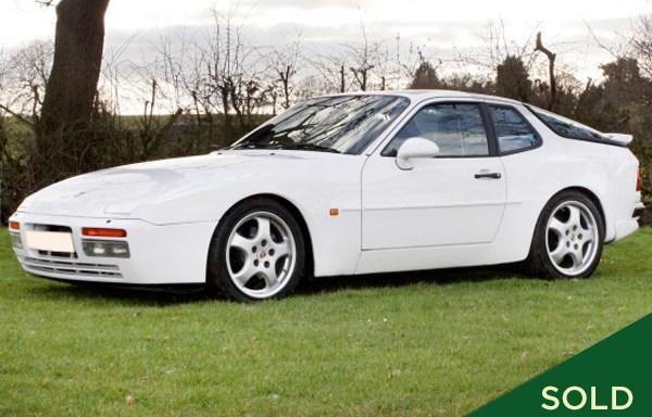 1990 Porsche 944 Turbo
