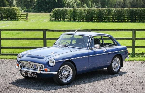 1968 MGC GT **SOLD**