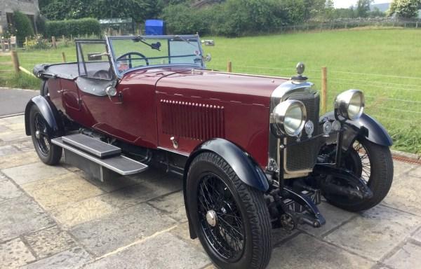 1926 Sunbeam 3.0-Litre Super Sports Tourer