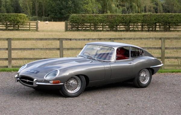 1965 Jaguar E-Type Series I 4.2 **SOLD**