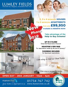 open weekend blog houses for sale in Skegness homes for sale in skegness