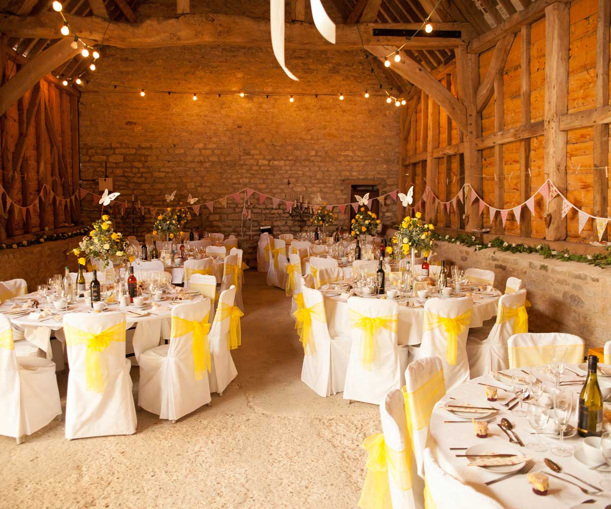 Wedding Reception Venues Oxfordshire Manor Farm Oxford