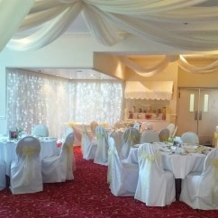 Wedding Chair Covers Swansea Hanging Folding Chairs On Wall Venue Room Decoration Manor Park Country House Arrange A Viewing