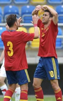 El nuevo jugador de el Anderlecht es una de las perlas de España Foto: lainformacion.com