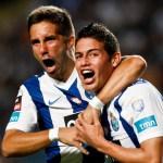 Joao Moutinho  Y James Rodríguez seguirán juntos en AS Mónaco. huffpost.com