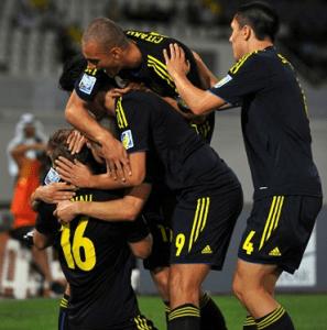 Suecia comienza con goleada y tres puntos que elevan la moral del equipo (Foto: FIFA.com)