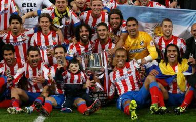 El Atleti no podrá revalidar su título en la Copa del Rey | Foto: Golpe Directo