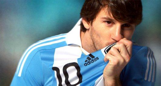 Messi será una de las grandes estrellas del Mundial Foto: deportizate.com