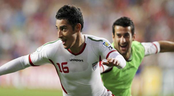 La Iran de Queiroz demostró que con trabajo se logran cumplir sueños. Foto: nacion.com