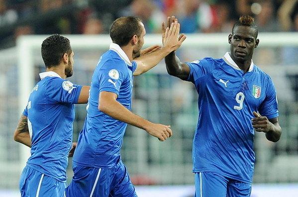 Italia viene para conquistar sus antípodas futbolísticas Foto: mundodeportivo.com