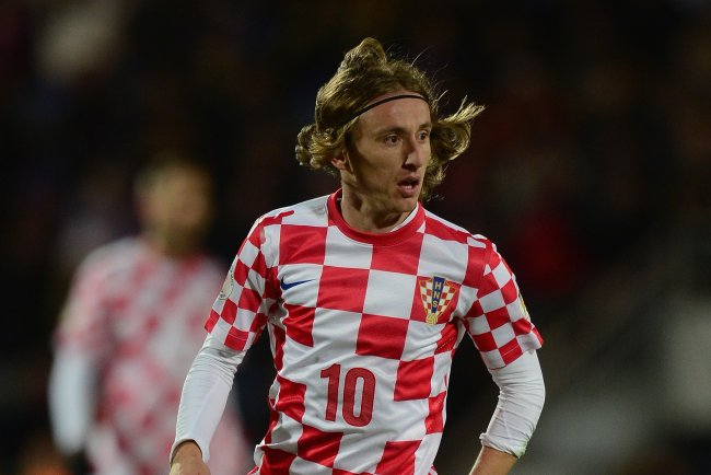 Luka Modric e Ivan Rakitic son la brujula croata camino a octavos Foto: latabernadesankukas.blogspot.com