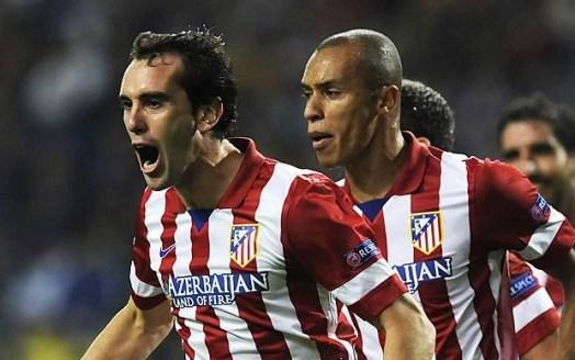 Godin y Miranda serán el cerrojo en la zaga de Simeone Foto: insidespanishfootball.com