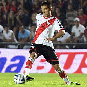 'Colo' durante un partido. (Foto: seprin.info)