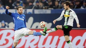 Schalke se llevó un partido muy disputado ante un duro Gladbach   Foto: Bild