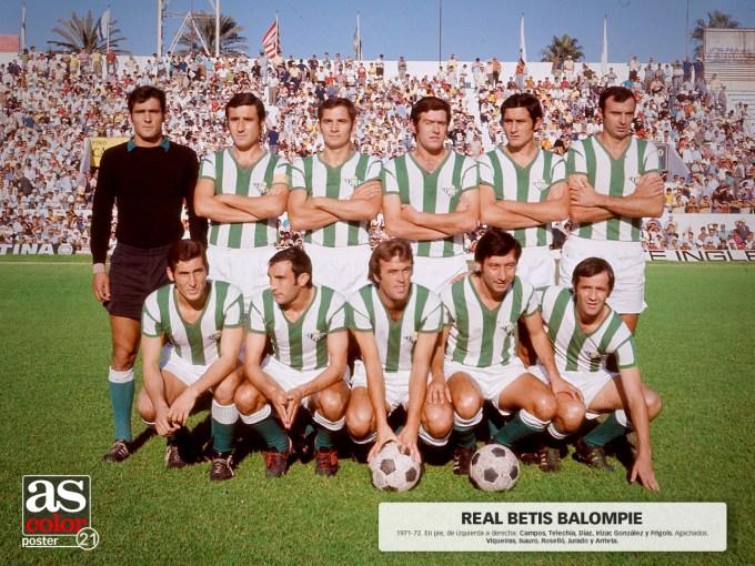 Betis 1971-72 AS