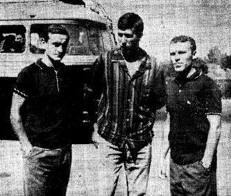 Los nuevos en el Betis 1964 (NMP) Marca 13-09-1964