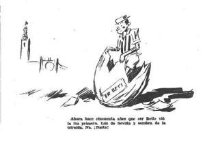 Oselito en las Bodas de Oro-01 Marca 16-12-1958