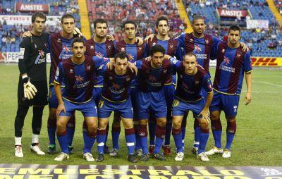 El Levante que ascendió en la temporada 2009-10