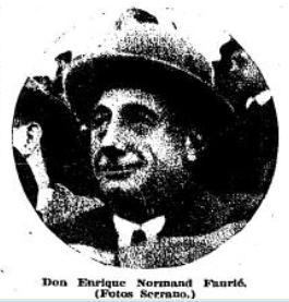 Normand Faurie 1934