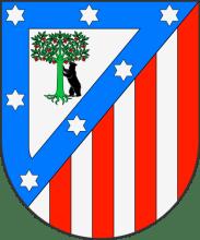 Logo heraldizado Atletico Madrid