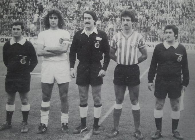 Valencia-Betis Liga 1978