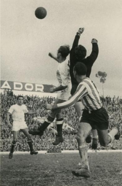 Betis-Sevilla Liga 1959 (NMP) AGA