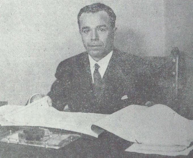Manuel ROMERO Puerto-Presidente 1946-1947